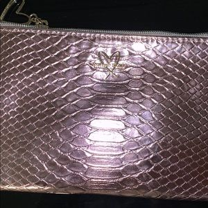 Victoria Secret wristlet - Rose Gold